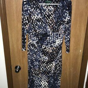 Lauren Ralph Lauren 12 Dress Beautiful Vibrant ❤️